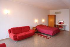 Гурзуф. Гостиница Адалары. Панорамный люкс на третьем этаже