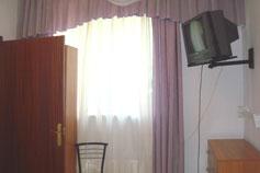 Гостиница отель Марина в Гурзуфе