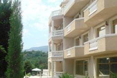 Отель Марина в Гурзуфе