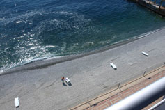Гурзуф. Закрытый комплекс апартаментов (эллингов) NAUTILUS - Наутилус со своим пляжем