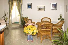 Гостиница Ямал в Гурзуфе