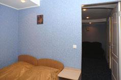 Гостиница отель Гурзуфские Зори в Гурзуфе. Двухместный Люкс