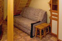 Гостиница отель Гурзуфские Зори в Гурзуфе. Четырёхместный Люкс