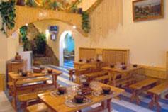 Гостиница Гурзуфские Зори в Гурзуфе. Территория