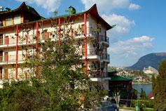 Гостиница Веселый Хотей в Гурзуфе