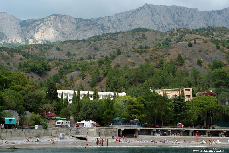 Крым, красота природы ЮБК