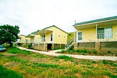 База отдыха Бухта в селе Осовино (Крымское Приазовье)