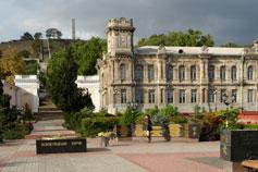 Керчь. Центр города