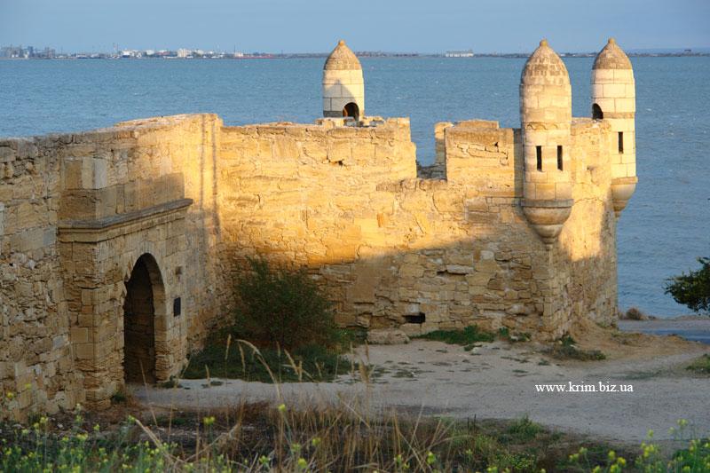 Керчь. Крепость Ени-Кале. Современный вид