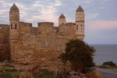 Керчь. Крепость Ени-Кале. Башня с кавальерами