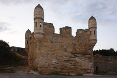 Керчь. Крепость Ени-Кале. Башня у моря