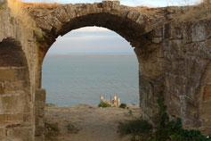 Керчь. Крепость Ени-Кале. Джанкойские ворота
