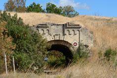 Крепость Керчь. Ворота в Ак-Бурунские укрепления