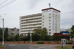 Керчь. Гостиница Меридиан
