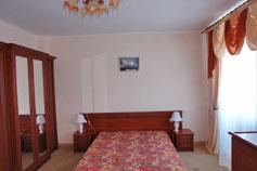 Коктебель. Отель Ас-Эль. Панорамный номер класса Люкс