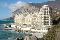 Апартаменты в гостиничном комплексе Бухта мечты в Ласпи