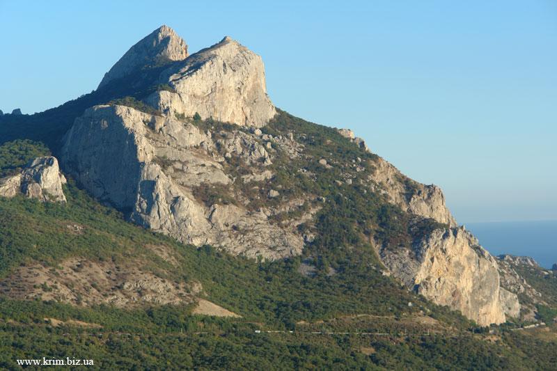 Ласпи, гора Ильяс-Кая