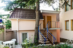 Гостиница Ливадия в Ливадии (Ялта)