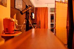 Комплекс апартаментов Лазурный в Мисхоре