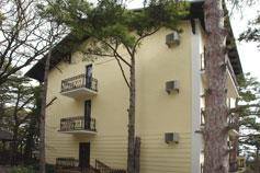 Гостевой дом Давыдовых в Мисхоре