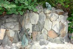 Мисхор, фонтан Арзы