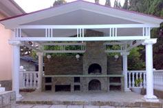 Мисхор. Дом в парке