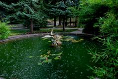 Дворцово-парковый комплекс Дюльбер в Мисхоре