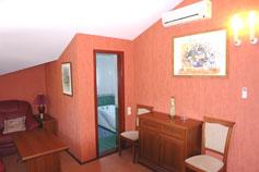 Гостиница Ренессанс. Двухместный люкс