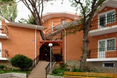 Гостиница Родос в Мисхоре. Коттедж 6