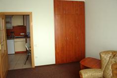 Гостиница Родос в Мисхоре. Коттедж 6. Двухкомнатный люкс категории А с кухней