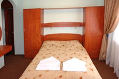 Гостиница Родос в Мисхоре. АБК. Стандартный однокомнатный номер