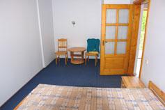 Гостиница Украинский Сувенир. Однокомнатный двухместный номер