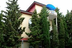 Элитный павильон на территории ЛОЦ Нижний Мисхор