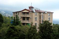 Парк-отель Глория в Мисхоре