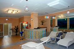 Парк-отель Глория в Мисхоре. СПА-центр