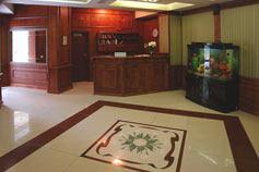 Парк-отель Глория в Мисхоре. Фойе