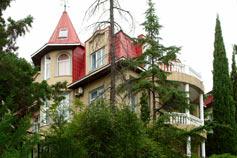 Коттедж Уютный (ЛОЦ Нижний Мисхор, корпус 2) в Мисхоре