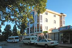 Гостиница Родос в Мисхоре. Административно-бытовой комплекс