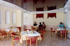 Гостиница Родос в Мисхоре. Кафе