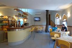 Гостиница Родос в Мисхоре. Бар