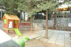Гостиница Рубикон. Детская площадка