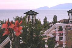 Морское. Отель Натали
