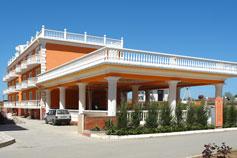 Николаевка. Гостиница Апельсин