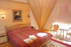 Гостиница, отель, гостиный двор Князь Голицын. Номер Каминный