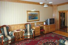 Гостиница, отель, гостиный двор Князь Голицын. Семейный категории А