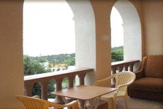 Отель, гостиница Можжевеловая роща в Новом Свете