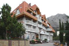 Гостиница, отель, гостиный двор Князь Голицын в Новом Свете -  бронирование, аренда
