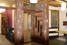 Вилла Японский сад камней в Новом Свете. Апартаменты
