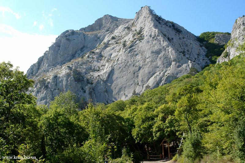 Перевал Чёртова Лестница