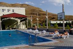Гостиница-пансионат Солнечная бухта